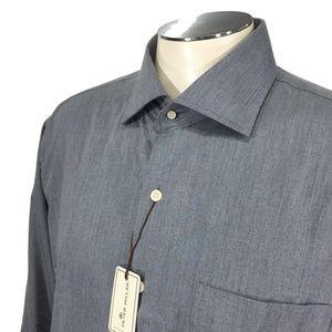 Peter Millar Crown Fleece Button Shirt